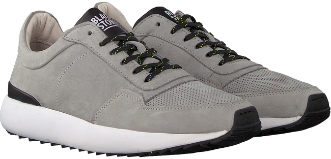 Graue BLACKSTONE Sneaker low TG02  - large