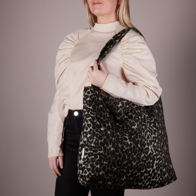 Beige STUDIO NOOS Shopper JAGUAR MOM-BAG  - large