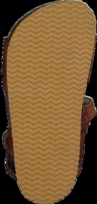 Cognacfarbene RED RAG Sandalen 19087 - large
