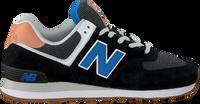 Schwarze NEW BALANCE Sneaker low ML574  - medium