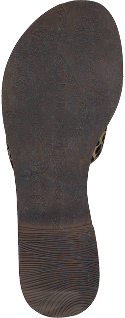 Schwarze LAZAMANI Pantolette 75.671  - large
