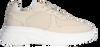 Beige RED-RAG Sneaker low 71178  - small