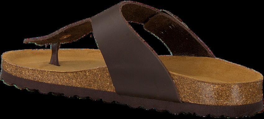 Cognacfarbene MAZZELTOV. Pantolette 19-0007  - larger