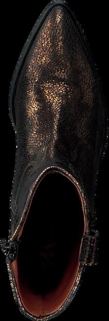 Goldfarbene VIA VAI Stiefeletten BLAKE  - large