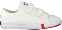Weiße CONVERSE Sneaker low CHUCK TAYLOR ALL STAR 2V OX KI  - medium