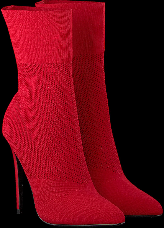 8e50a78b248f Rote STEVE MADDEN Stiefeletten CENTURY ANKLEBOOT - Jetzt im Sale ...