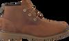 Braune TIMBERLAND Ankle Boots LARCHMONT CHUKKA - small