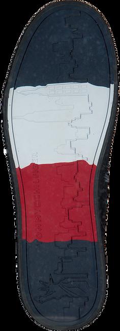 Schwarze TOMMY HILFIGER Sneaker low CORPORATE  - large