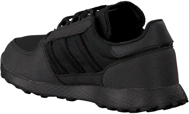 Schwarze ADIDAS Sneaker FOREST GROVE C  - large