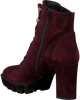 Rote ROBERTO D'ANGELO Schnürboots G2 - small
