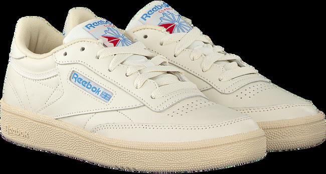 Beige REEBOK Sneaker CLUB C 85 - large