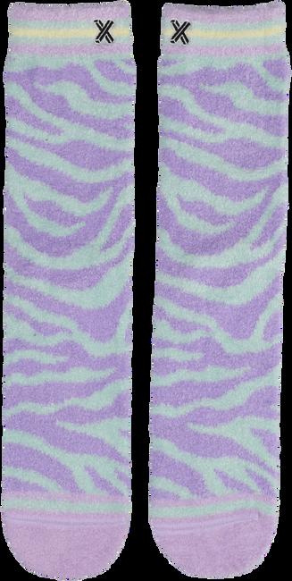 Grüne XPOOOS Socken &C CUDDY IN PASTEL  - large