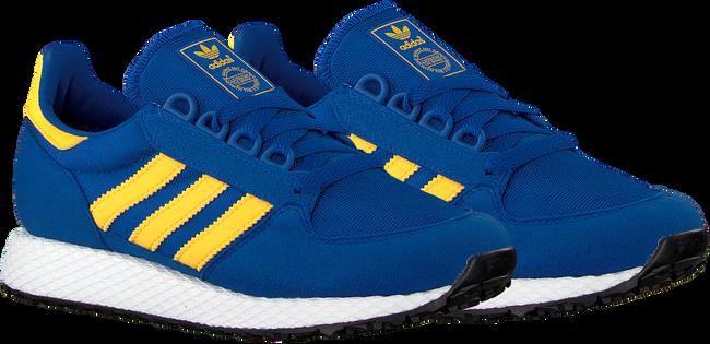 Blaue ADIDAS Sneaker FOREST GROVE J  - large