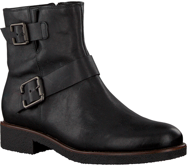 Schwarze GABOR Ankle Boots 92.704 - large