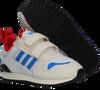 Weiße ADIDAS Sneaker low ZX 700 HD CF I  - small