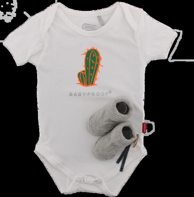 Weiße SHOESME Babyschuhe ROMPER - large