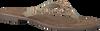 Beige LAZAMANI Zehentrenner 75.341 - small