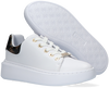 Weiße GUESS Sneaker low BRADLY  - small