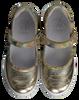 Goldfarbene OMODA Ballerinas 9829 - small