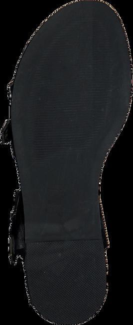 Schwarze BRONX Sandalen 84749 - large