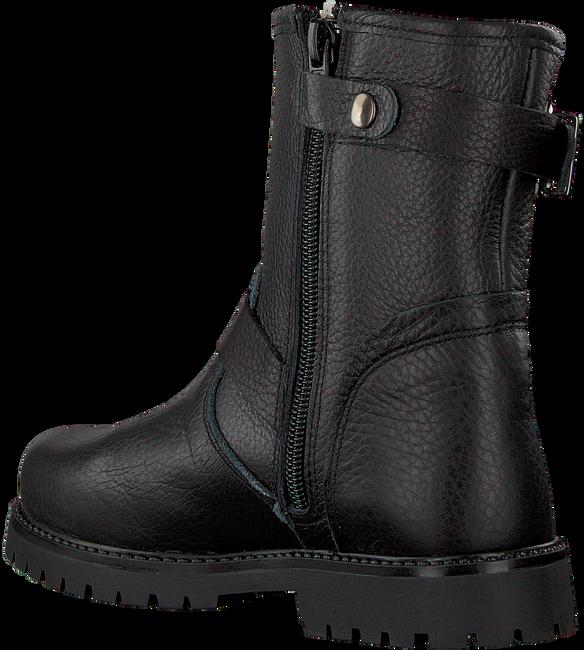 Schwarze TON & TON Ankle Boots 292181  - large