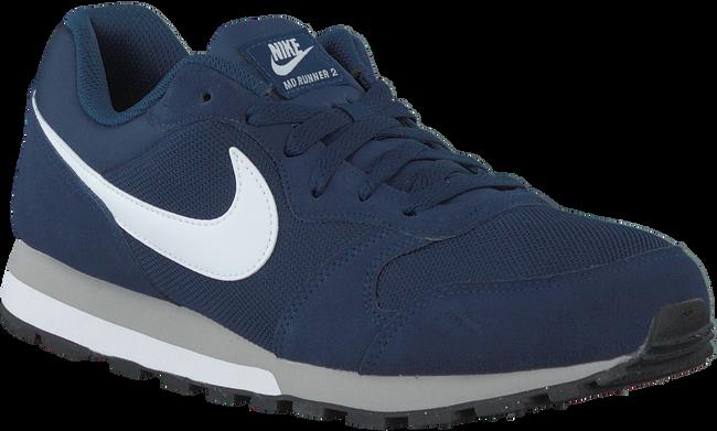 Blaue NIKE Sneaker MD RUNNER 2 MEN - large