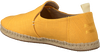 Gelbe TOMS Espadrilles DECONSTRUCTED ALPARGATA ROPE  - small