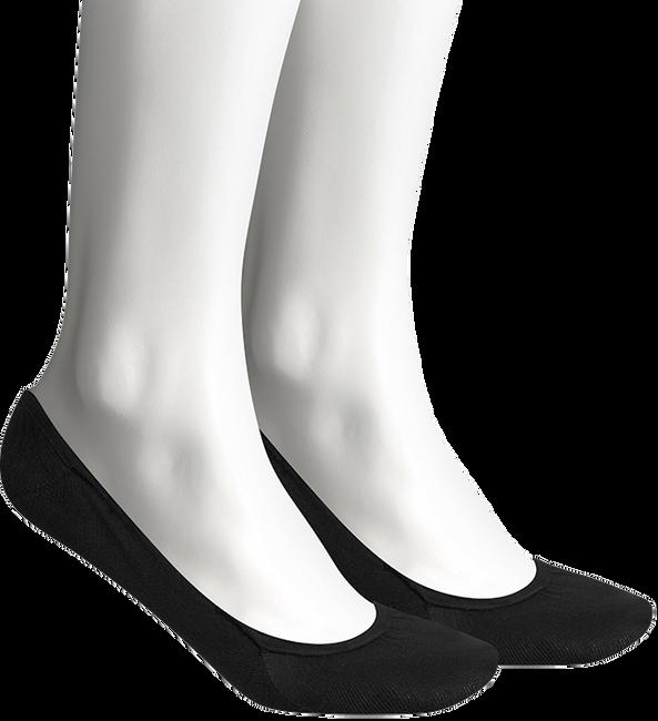Schwarze TOMMY HILFIGER Socken WOMEN REGULAR STEP - large