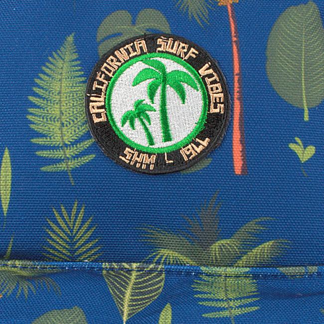 Blaue SHOESME Rucksack BAG9A028  - large