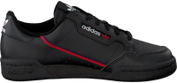 Schwarze ADIDAS Sneaker CONTINENTAL 80 J  - medium