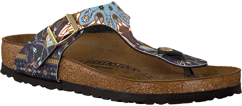 shoe Blue ANCIENT MOSAIC GIZEH BIRKENSTOCK PAPILLIO xtCQsrhd