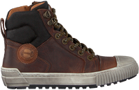 Cognacfarbene DEVELAB Sneaker high 41885  - medium