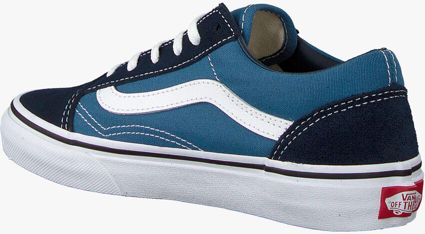 Blaue VANS Sneaker UY OLD SKOOL NAVY/TRUE WITH  - larger