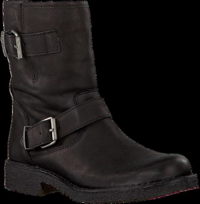 Schwarze CA'SHOTT Biker Boots 10253 - large