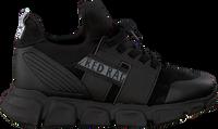 Schwarze RED-RAG Sneaker low 13257  - medium