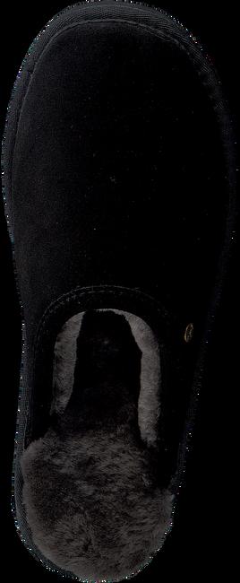 Schwarze WARMBAT Hausschuhe CLASSIC UNISEX SUEDE - large