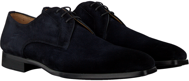 Blaue MAGNANNI Business Schuhe 22643  - large
