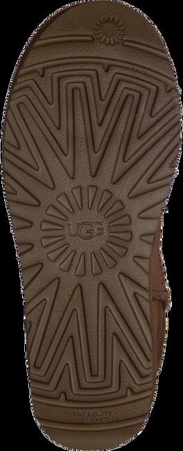 Kognakfarbene UGG Winterstiefel W CLASSIC MINI II - large