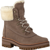 Taupe TIMBERLAND Schnürboots COURMAYEUR VALLEY SHEAR - small
