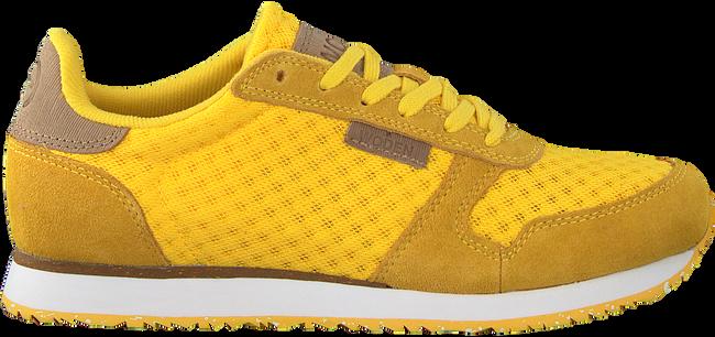 Gelbe WODEN Sneaker low YDUN SUEDE MESH  - large