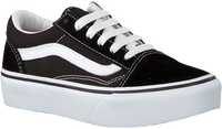 Schwarze VANS Sneaker UY OLD SKOOL PLATFORM KID  - medium