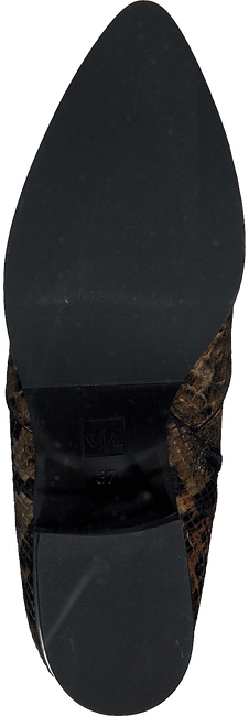 Braune VIA VAI Cowboystiefel 5115099 - large