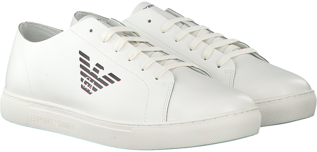 Weiße EMPORIO ARMANI Sneaker X4C471 - large
