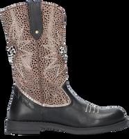 Schwarze RED-RAG Hohe Stiefel 12286  - medium