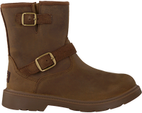 Braune UGG Ankle Boots KINZEY WEATHER  - medium