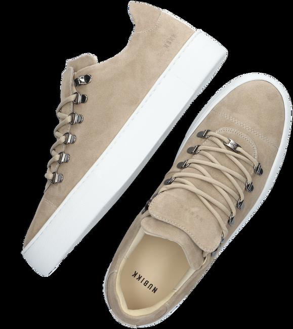 Taupe NUBIKK Sneaker low JAGGER CLASSIC  - large