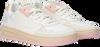 Weiße WOMSH Sneaker low VEGAN HYPER  - small