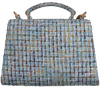 Blaue BECKSONDERGAARD Umhängetasche LORA PETIT MALERY BAG  - small