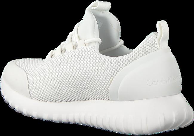 Weiße CALVIN KLEIN Sneaker REIKA  - large