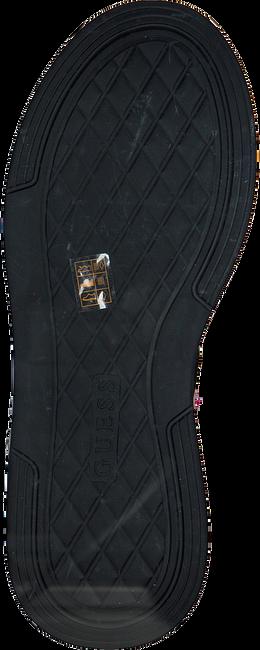 Schwarze GUESS Sneaker low SAUCEY  - large